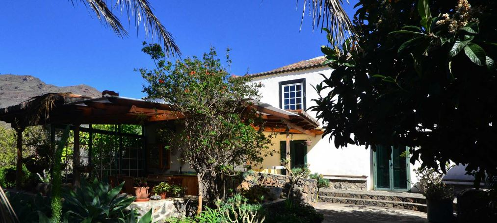Very beautifully renovated Canarian mansion in Los Llanos